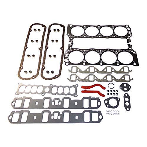 Cylinder Head Mercury Cougar (DNJ HGS4181 Graphite Head Gasket Set for 1991-1995 / Ford, Lincoln, Mercury/Colony Park, Cougar, Grand Marquis, LTD Crown Victoria, Mark VII, Mustang, Thunderbird / 5.0L / OHV / V8 / 16V)