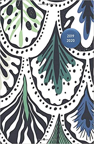 Horizontal December 2020 Calendar Page 2019   2020: 18 Month Academic Planner from JULY 2019 through