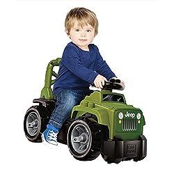 Mega Bloks Jeep Ride On (Green)