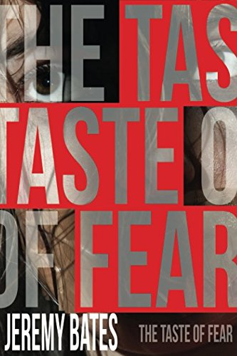 Taste Fear Jeremy Bates product image