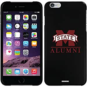 Mississippi State - Alumni design on Black iPhone 6 Plus Thinshield Snap-On Case