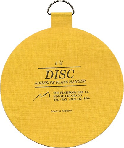 Buy disc plate hanger 5.5 inch BEST VALUE, Top Picks Updated + BONUS