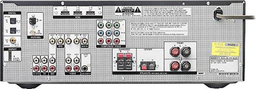 sony str dg520 av receivers amazon co uk electronics rh amazon co uk sony str dg520 manual connect ir emitter sony str-dh520 manuel