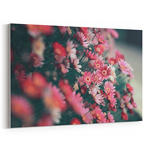 Westlake Art - Flowers Daisy - 24x36 Canvas Print Wall Art -