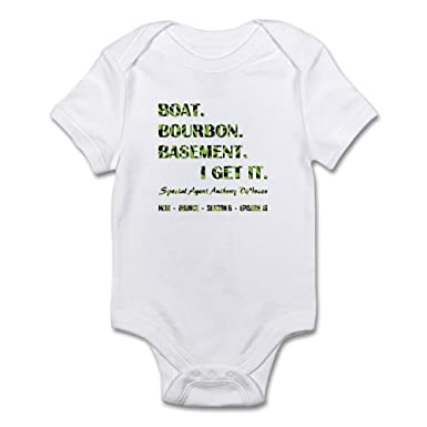 91d8258cb Amazon.com  CafePress Boat. Body Suit Cute Infant Bodysuit Baby ...