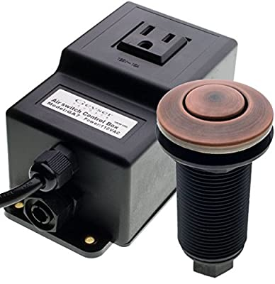 Geyser Garbage Disposal Air Switch