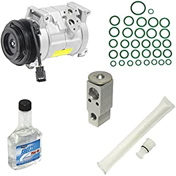 A//C Receiver Drier With Hose Assembly Fits Chevrolet Equinox 2005 HA 10897C