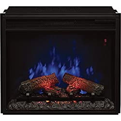 Chimney Free SpectraFire Plus Infrared Electric Fireplace Insert - 4600 BTU, 23in., Model# 23EF031GRP from Twin-Star