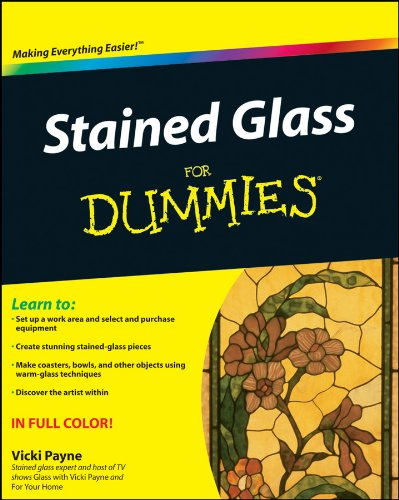 Stained Glass For Dummies ()