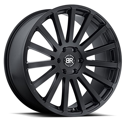 BLACK RHINO SPEAR 20x9.0 6/135 ET30 CB87.1 MATTE BLACK