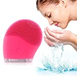 Quimat Sonic Facial Cleansing Brush and Face