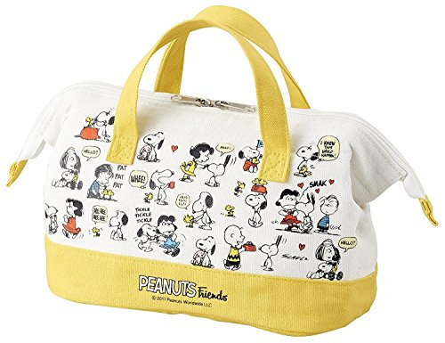 Tare Panda - OSK Peanuts Snoopy Lunch bag TB-21 from Japan