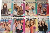 img - for 8 Novels based on the So Little Time tv series by Mary-Kate & Ashley Olsen: How to Train a Boy, Instant Boyfriend, Too Good to Be True, Just Between Us, Tell Me About It, Secret Crush, Girl Talk, & The Love Factor book / textbook / text book