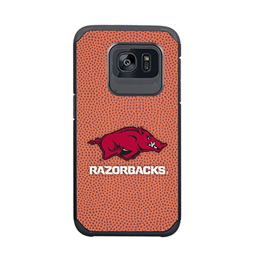 acks True Grip Football Pebble Grain Feel Samsung Galaxy S7 Case, Classic ()