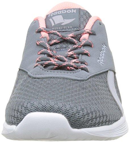 White Reebok Sneaker Grau Grey Asteroid Damen Cloud Melon Royal Sour Dust EC Ride wwx17Zq