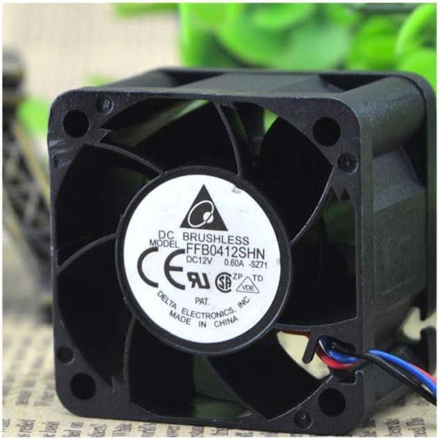 Cytom for Taiwan Delta FFB0412SHN-ROO 4cm 4028 0.6A Violent Fan