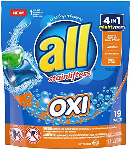 Laundry Detergent: All Oxi