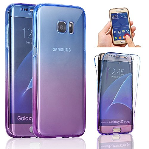 Tempered Glass Protector for Samsung Galaxy S6 Edge G925F (Clear) - 4