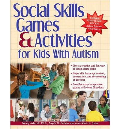 Social Skills Games & Activities for Kids with Autism (Paperback) - Common