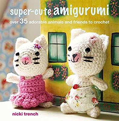 Amazon.com: Amigurumi Toy Box: Cute Crocheted Friends eBook ... | 400x394
