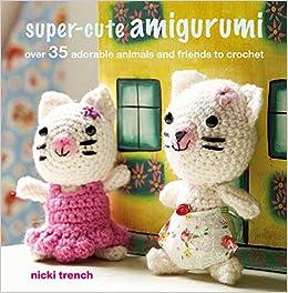 Kawaii Amigurumi: 28 Cute Animal Crochet Patterns (Sayjai's ... | 264x260