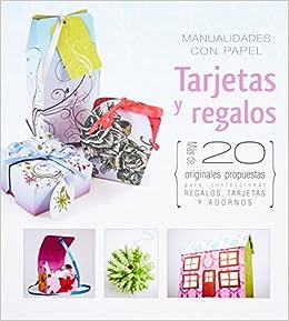 Tarjetas y regalos (Papercraft) (Spanish Edition) (English ...