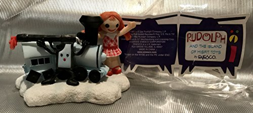 Rudolph And The Island Of Misfit Toys Doll Train ()