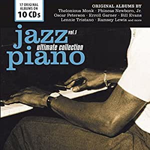 Ultimate Jazz Piano Collection, Vol. 1