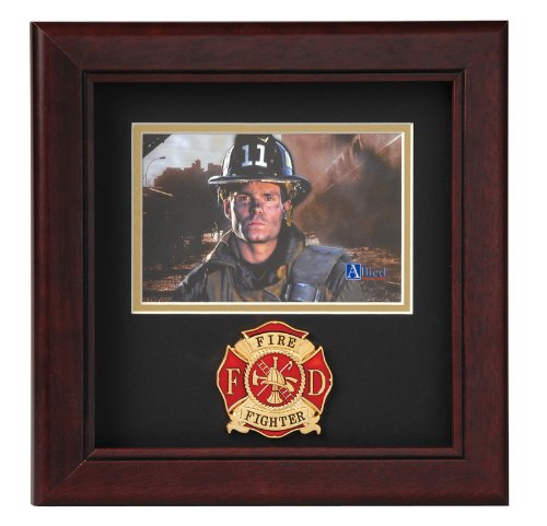 fireman picture frame - 5