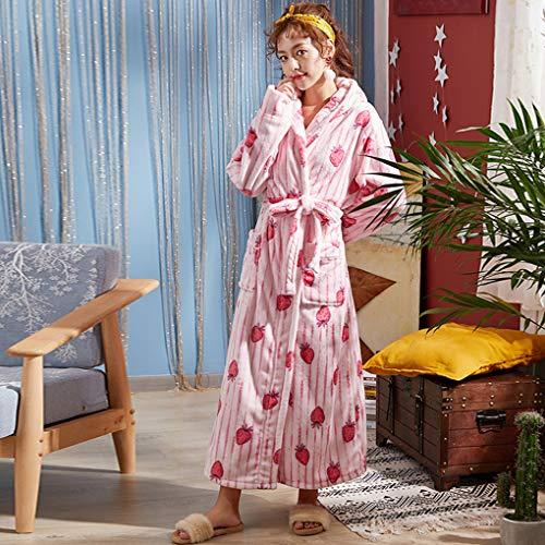 Shawl Baño Con Hotel Bata Abrigo Terry Nvierno Spa Albornoz 4 3 Batas Navidad Capucha Toalla Gimnasio Vacaciones Para Ducha Towel m Kimonos Y Xz Mujer 574ntwqqI