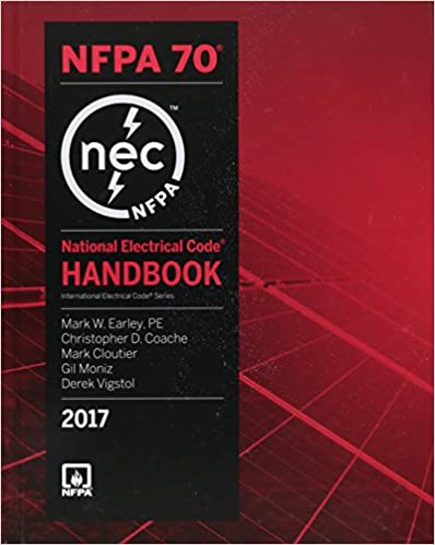 National Electrical Code 2017 Handbook (International