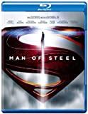 Man of Steel [Blu-ray] [2013] [Region Free]