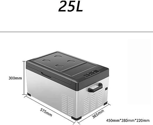 HXPH Compresor portátil Frigorífico Congelador (30L40L50L) Mini AC ...