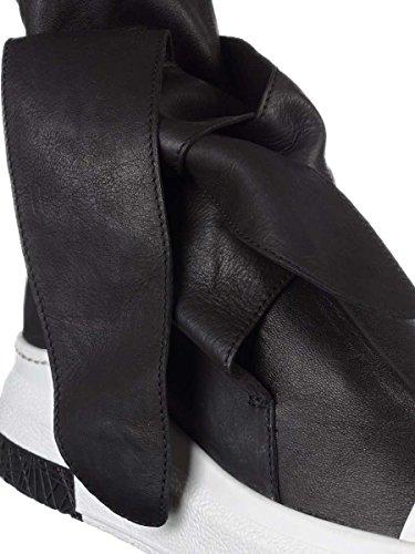 Schwarze Damen CA218WE35A1NERO Stiefeletten Leder Araia Cinzia pYfqBWgW