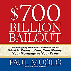 $700 Billion Bailout Audiobook