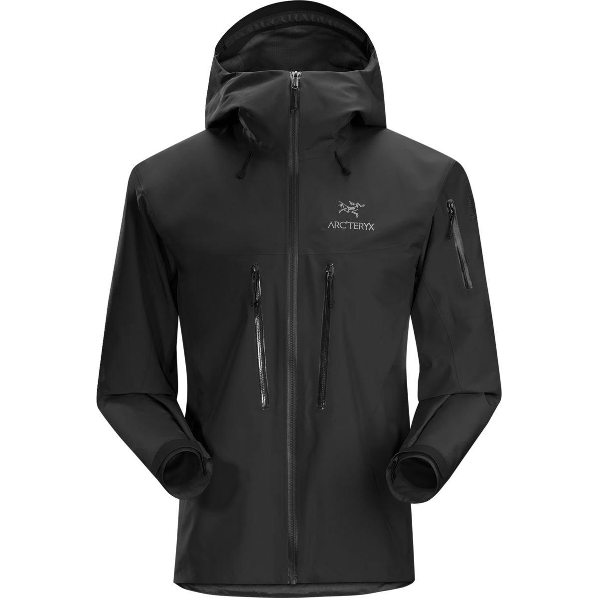 ARCTERYX(アークテリクス) アルファSVジャケット男性用 18082 B0163SUZHA M|ブラック ブラック M