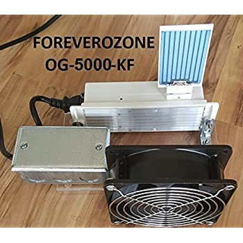 Amazon Com Basic Build Odor Removal Shock Treatment Ozone