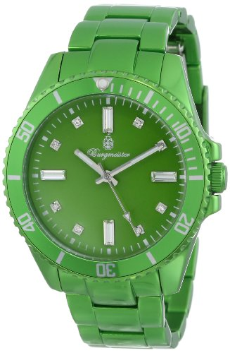 Burgmeister Women's BM161-090A Color Sport Analog Watch