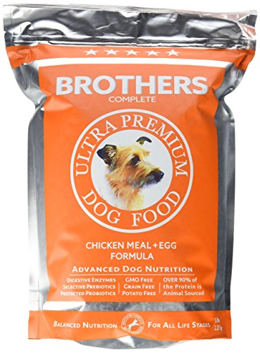 Brothers Complete Chicken Egg Advanced Allergy Care Dog Food
