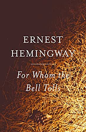 for whom the bell tolls literary criticism