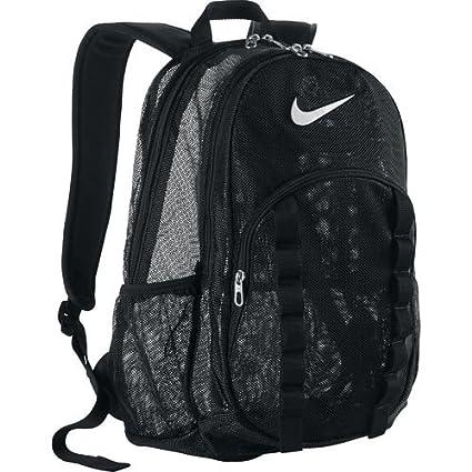 Amazon.com: Nike Brasilia - Mochila de malla con ...