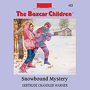 Snowbound Mystery Audiobook