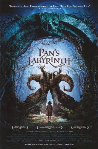 Pan's Labyrinth Poster Movie D 11x17 Ivana Baquero Doug Jones Sergi L?pez Ariadna - Pans Labyrinth Poster