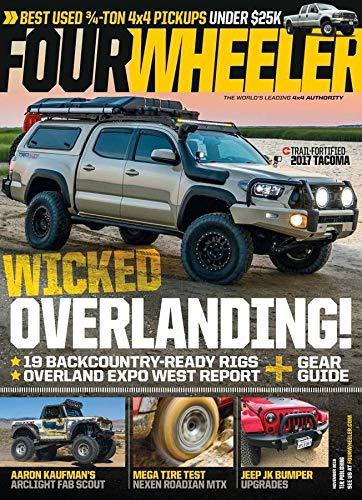 Road Off Magazine (Four Wheeler)