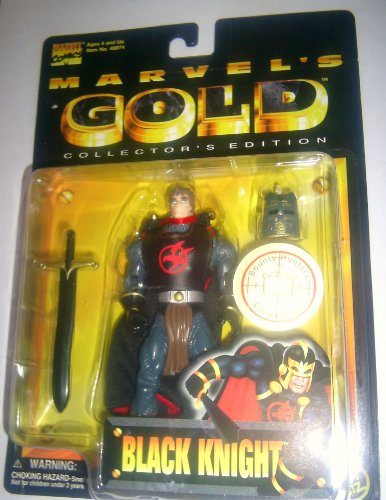 Marvel's Gold Collector's Edition: Black Knight