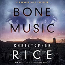 Bone Music Audiobook by Christopher Rice Narrated by Lauren Ezzo