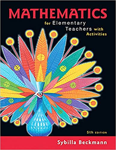 Amazon mathematics for elementary teachers with activities plus mathematics for elementary teachers with activities plus mylab math title specific access card package 5th edition 5th edition fandeluxe Choice Image