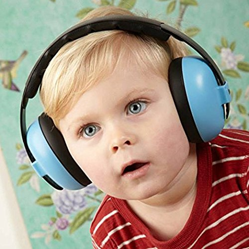 Baby Banz Earmuffs Infant Hearing Protection – Ages 0-2+ Years – THE BEST EARMUFFS FOR BABIES & TODDLERS – Industry Leading Noise Reduction Rating – Soft & Comfortable – Baby Ear Protection by BANZ (Image #5)