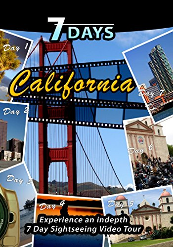 7 Days - California, U.S.A. (Voices Of A Distant Star Blu Ray)