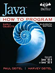 For courses in Java programming         Unparalleled breadth and depth of object-oriented programming concepts      The Deitels' groundbreaking How to Program series offers unparalleled breadth and depth of programming fundamentals, object-o...